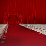 Composite image of composite image of red carpet event Royalty Free Stock Photo