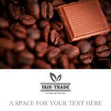 Composite image of fair trade stamp Royalty Free Stock Photos