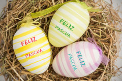A Composite image of feliz pasqua Stock Photos
