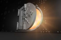 Composite image of flare 3d Royalty Free Stock Images