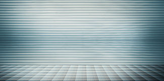 Composite image of grey shutters Stock Photography