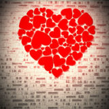 Composite image of ich liebe dich Stock Photos