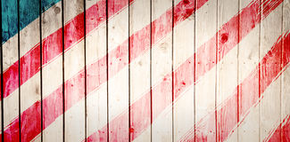 Composite image of independence day graphic Stock Photo