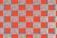 Composite image of maze cubes Royalty Free Stock Photos