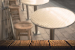 Free Composite Image Of Wooden Desk Royalty Free Stock Photography - 70269287