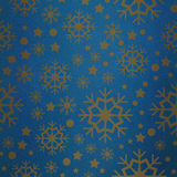 Composite image of snowflake pattern Royalty Free Stock Image