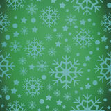Composite image of snowflake pattern Royalty Free Stock Photography