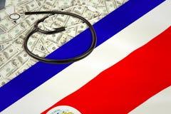 Composite image of stethoscope Royalty Free Stock Image