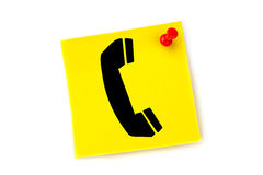 A Composite image of telephone Stock Photography