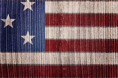 Composite image of usa national flag Royalty Free Stock Photography