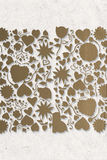 Composite image of valentines pattern Royalty Free Stock Photos