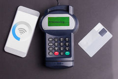Composite image of wifi Stock Image