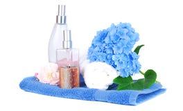 Composithion azul. imagens de stock royalty free