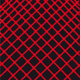 Composition of abstract red lines.Vector  Stock Images