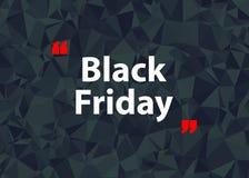 Composition abstraite, événement chaud noir de vendredi Photos stock