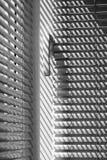 Composition abstraite avec des abat-jour de fenêtre Image libre de droits