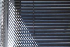 Composition abstraite avec des abat-jour de fenêtre Photo libre de droits