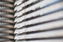 Composition abstraite avec des abat-jour de fenêtre Images stock