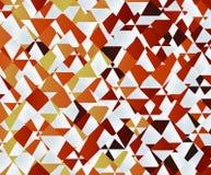 Composition abstraite de différentes formes Photo libre de droits