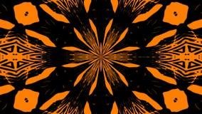 Composition abstraite des lignes inégales 3d rendent Photos libres de droits