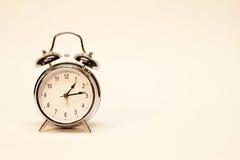Composition with alarm clock. Still Life / Composition with alarm clock vector illustration
