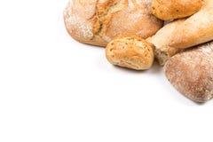 Composition avec du pain photos libres de droits