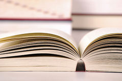 Composition with books Stock Photo