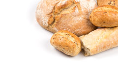 Composition with bread Stock Photo