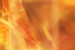 Composition chaude d'abrégé sur incendie Photographie stock libre de droits