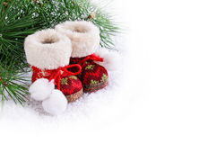 Composition for Christmas Stock Images