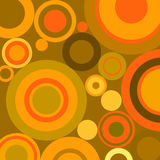 Composition with circles ideal for backgrounds Stock Photos