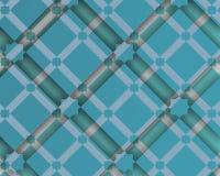 Composition décorative arabe eometric en GBluish Photo stock