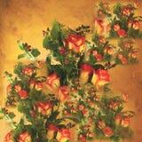 Composition de fleur Images libres de droits