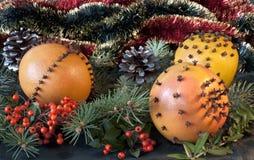 Composition de Noël Images stock