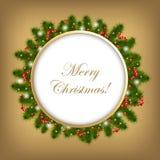 Composition de Noël Image stock