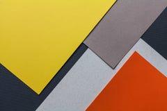 Composition de papier en texture Photo libre de droits