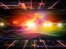 Composition de signal Image libre de droits