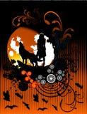 Composition de vecteur d'imagination illustration stock