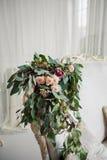 Composition des fleurs Images stock