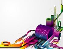 composition du vecteur 3d illustration de vecteur