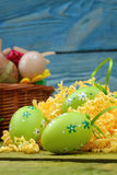 The composition of Easter. Royalty Free Stock Photos