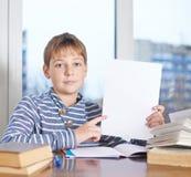 composition en 12 enfants de yo Image stock