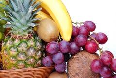 Composition en fruit Photographie stock libre de droits