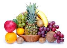 Composition en fruit Photos stock