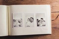 Composition en jour de pères Photographie stock libre de droits