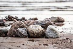Composition en pierre Images stock