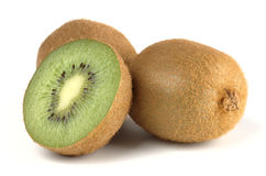Composition of a few kiwi Stock Images