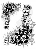 Composition florale Images stock