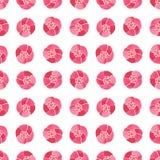 Composition florale de fines herbes de ressort d'offre lumineuse sophistiquée merveilleuse de graphique d'un modèle rose de pivoi Photographie stock libre de droits