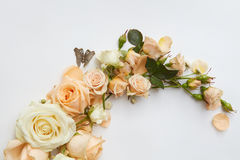Composition of flowers Stock Photography